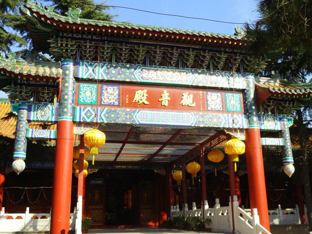 2012-10-23 湛山寺                                 青岛最大的寺庙