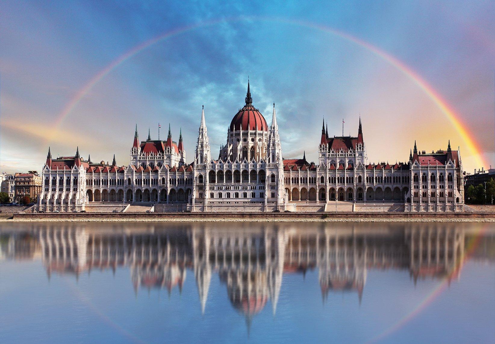 布达佩斯  Budapest   -0