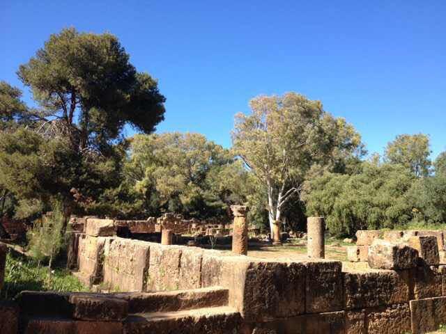 提帕薩古羅馬遺址公園  Ruine de Rome Tipaza   -2