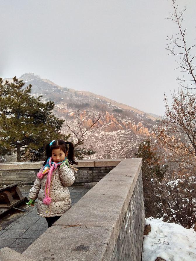 带着4岁半女儿登泰山广西游北京城-北京攻略长城北海郑州自驾游游记图片
