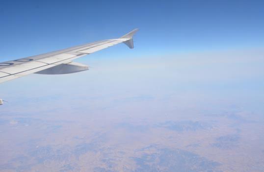 我们乘10:40时的飞机从温州到哈尔滨