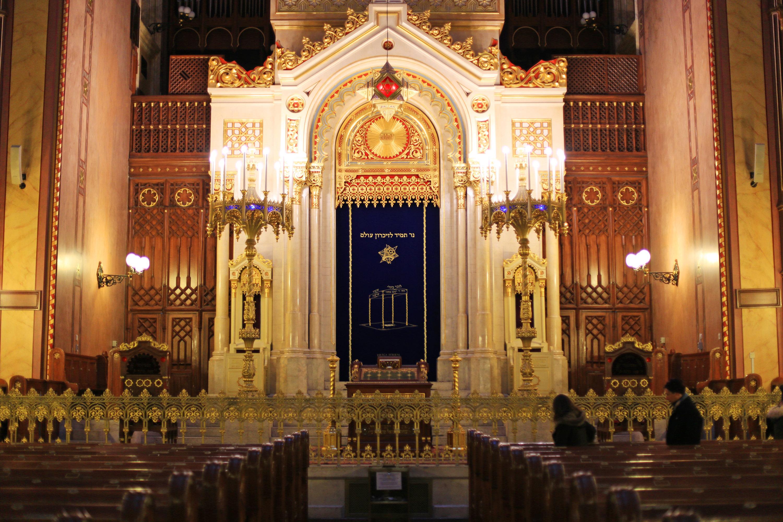 烟草街犹太教堂  Dohany utcai Zsinagoga   -2