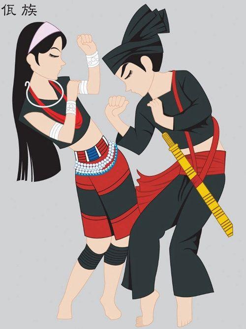 云南民族特色 - 照片都要美美哒