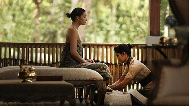【高端推荐】巴厘岛 alaya resort乌芭亚拉雅度假村dala spa(乌布区)