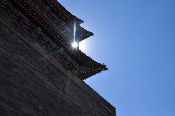 周末徒走(2),谁言帝都只雾霾,天安门-前门-珠市口-天坛-蓝色港湾