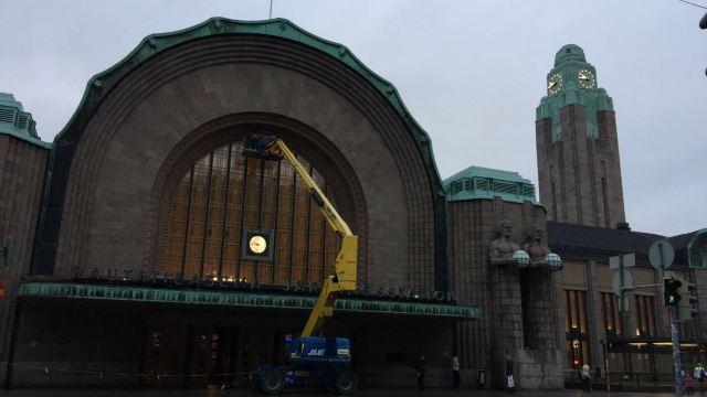赫尔辛基中央火车站门票