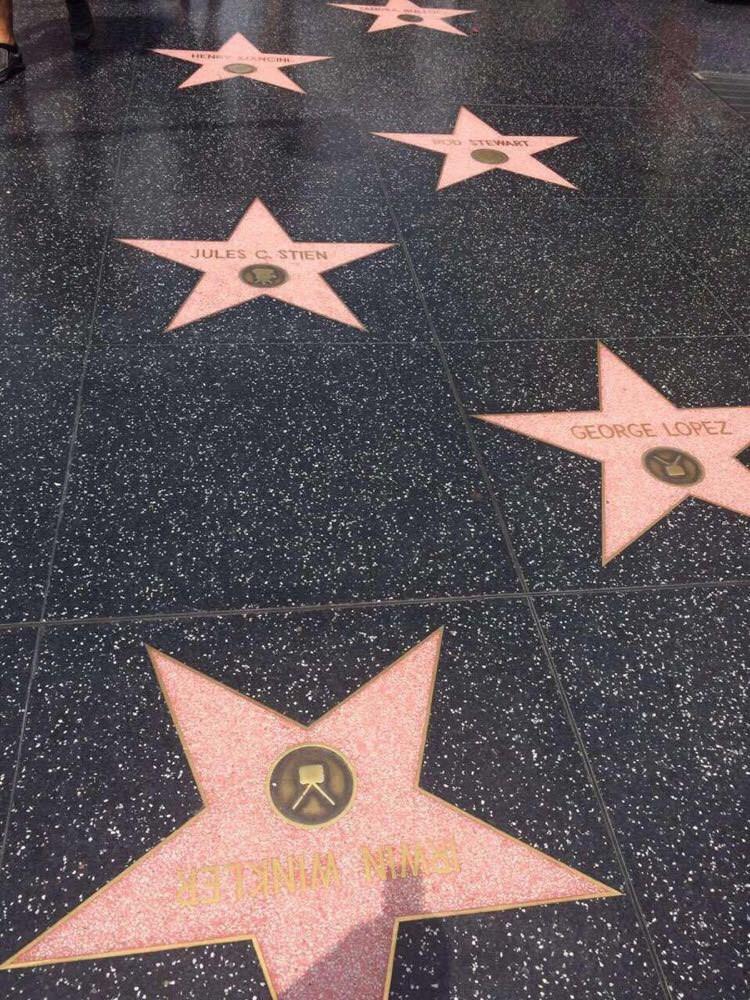天使之城-洛杉矶