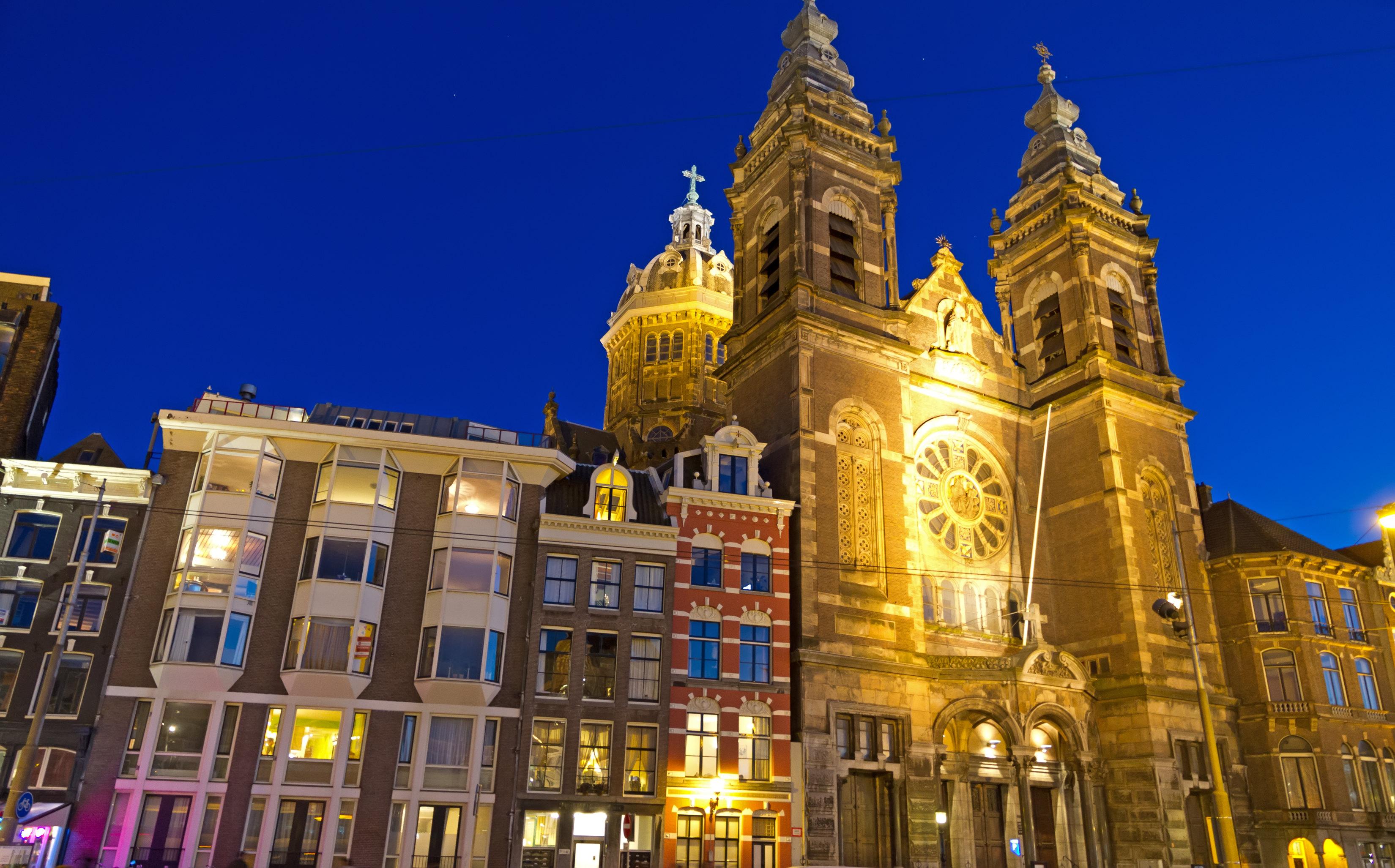 阿姆斯特丹圣尼古拉斯教堂  Church of Saint Nicholas   -4