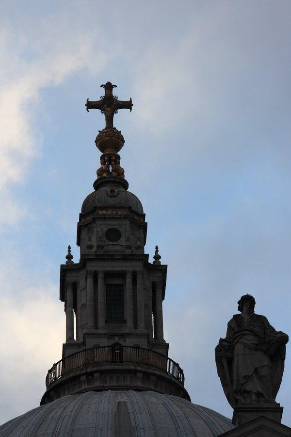 秋凉一半春暖--英国视频【26】圣保罗大教堂-i社vr通关游戏游记图片