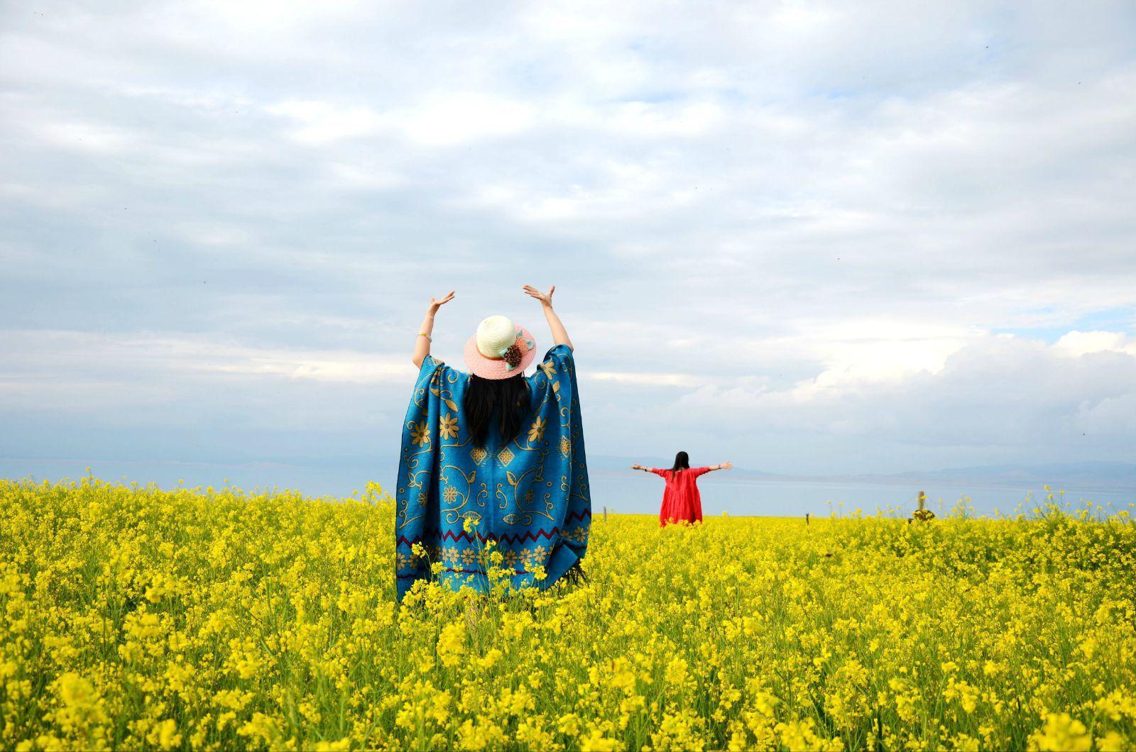 盐沙攻略,青甘之行~-青海湖世界攻略【携程之旅】幻想攻略游记v攻略图片