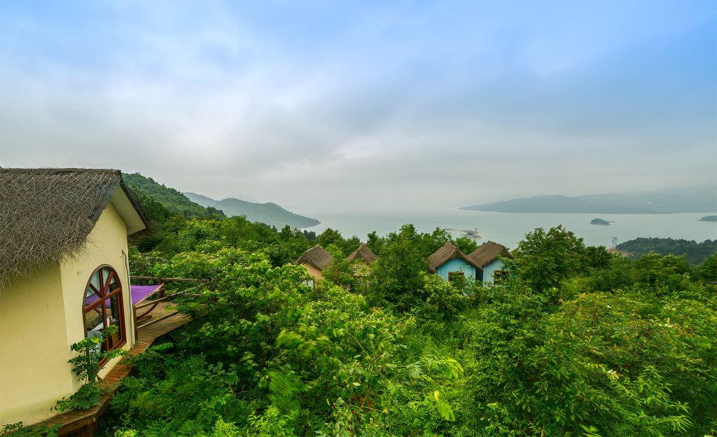 东江湖兜率岛, 最后的一方净土