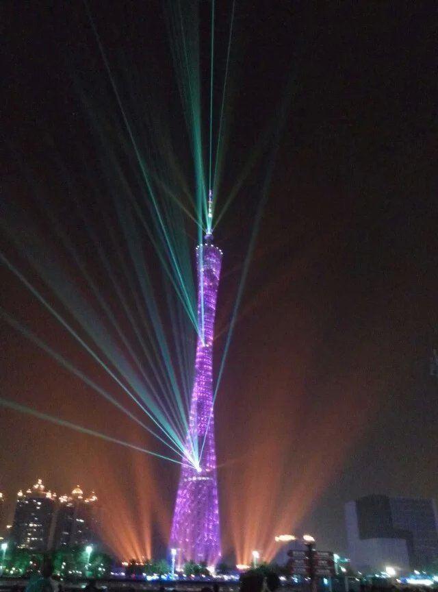 珠江新城,广州塔