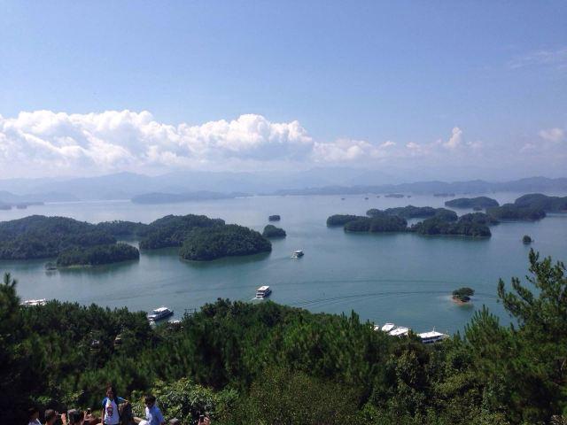 千岛湖的星空