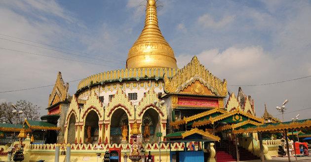 世界和平塔  Kabar Aye Pagoda   -0