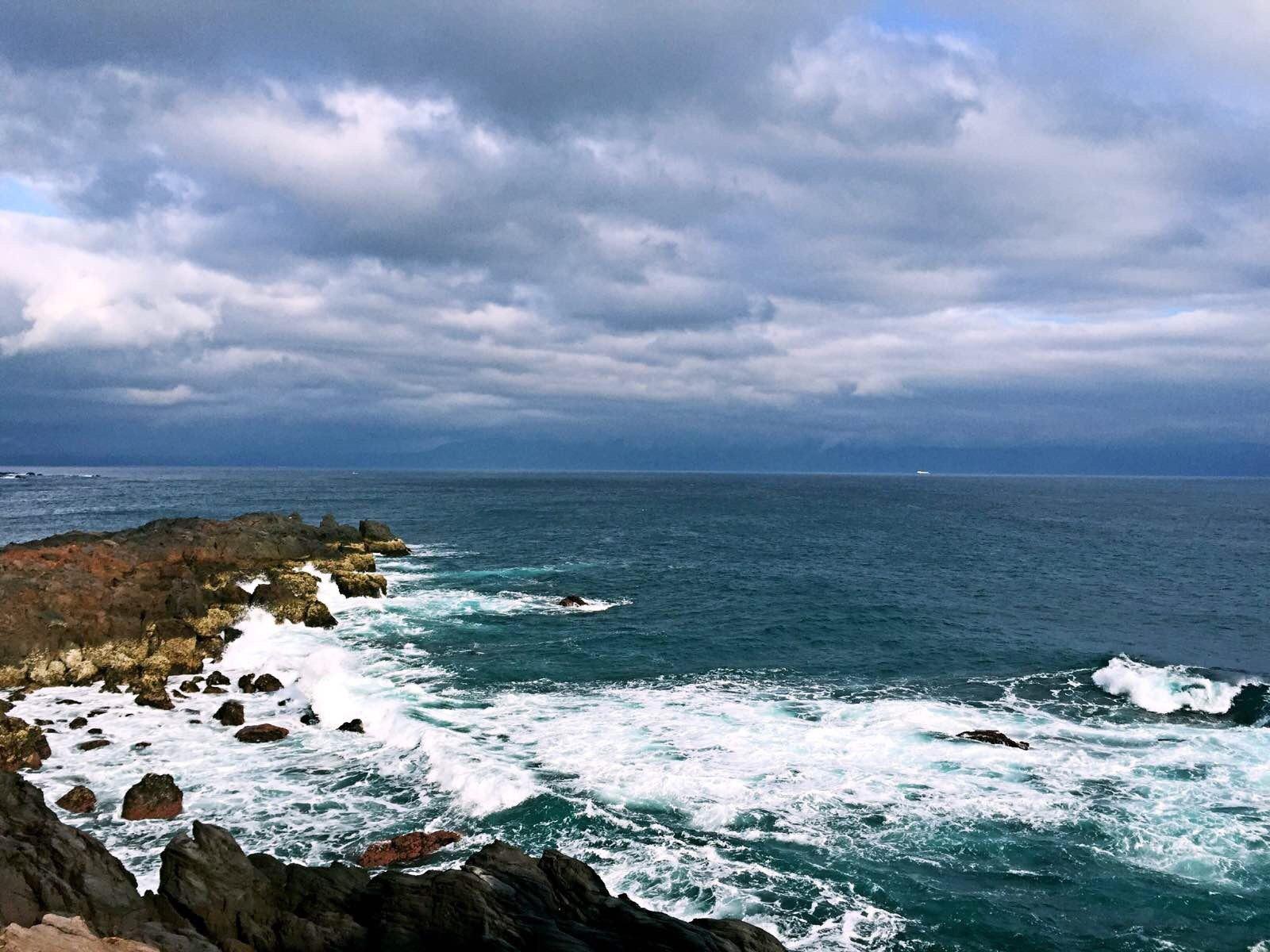 鹿儿岛--看海看火山的地方