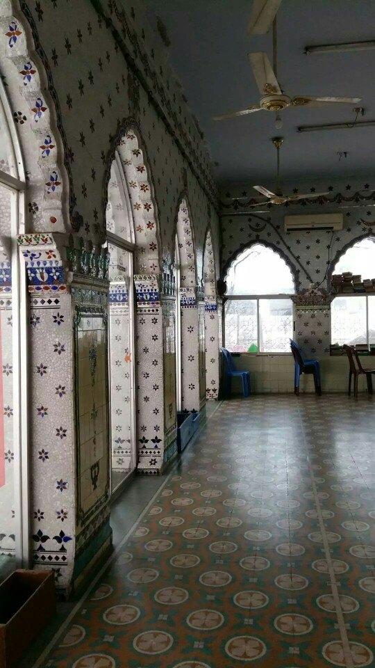 Star Mosque (Tara Masjid)  Star Mosque (Tara Masjid)   -2