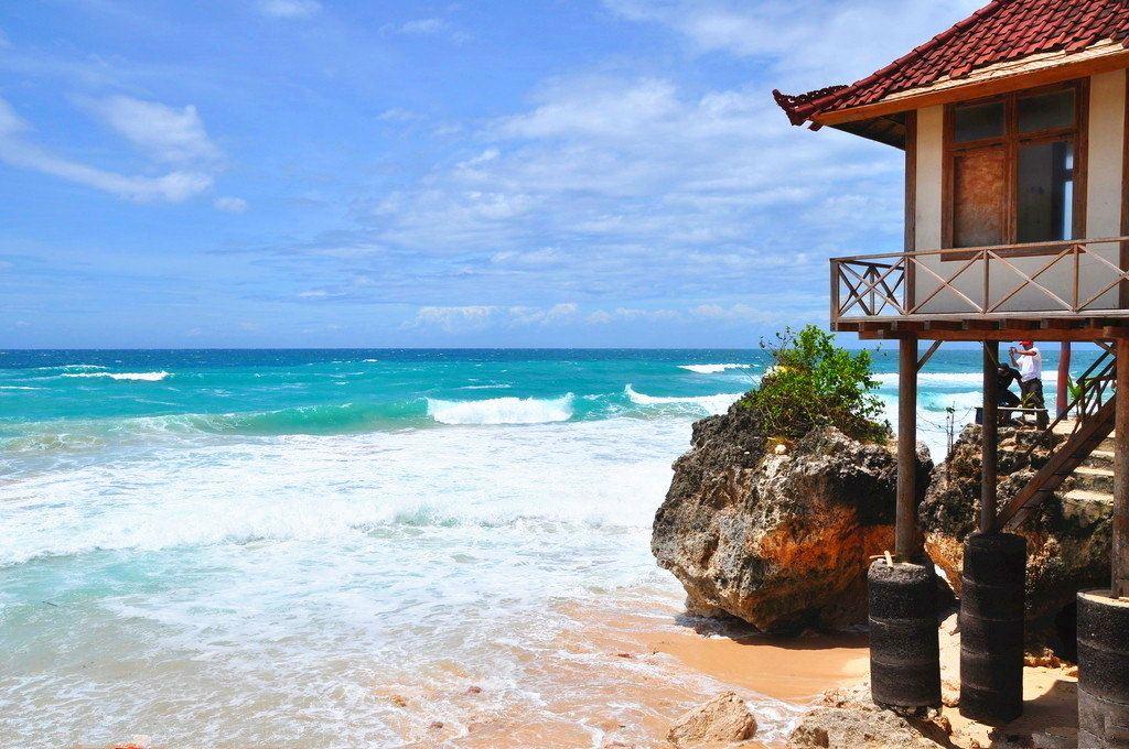 巴厘岛7日5晚跟团游 蓝梦金银双岛出海 海边国五 新加坡自由行