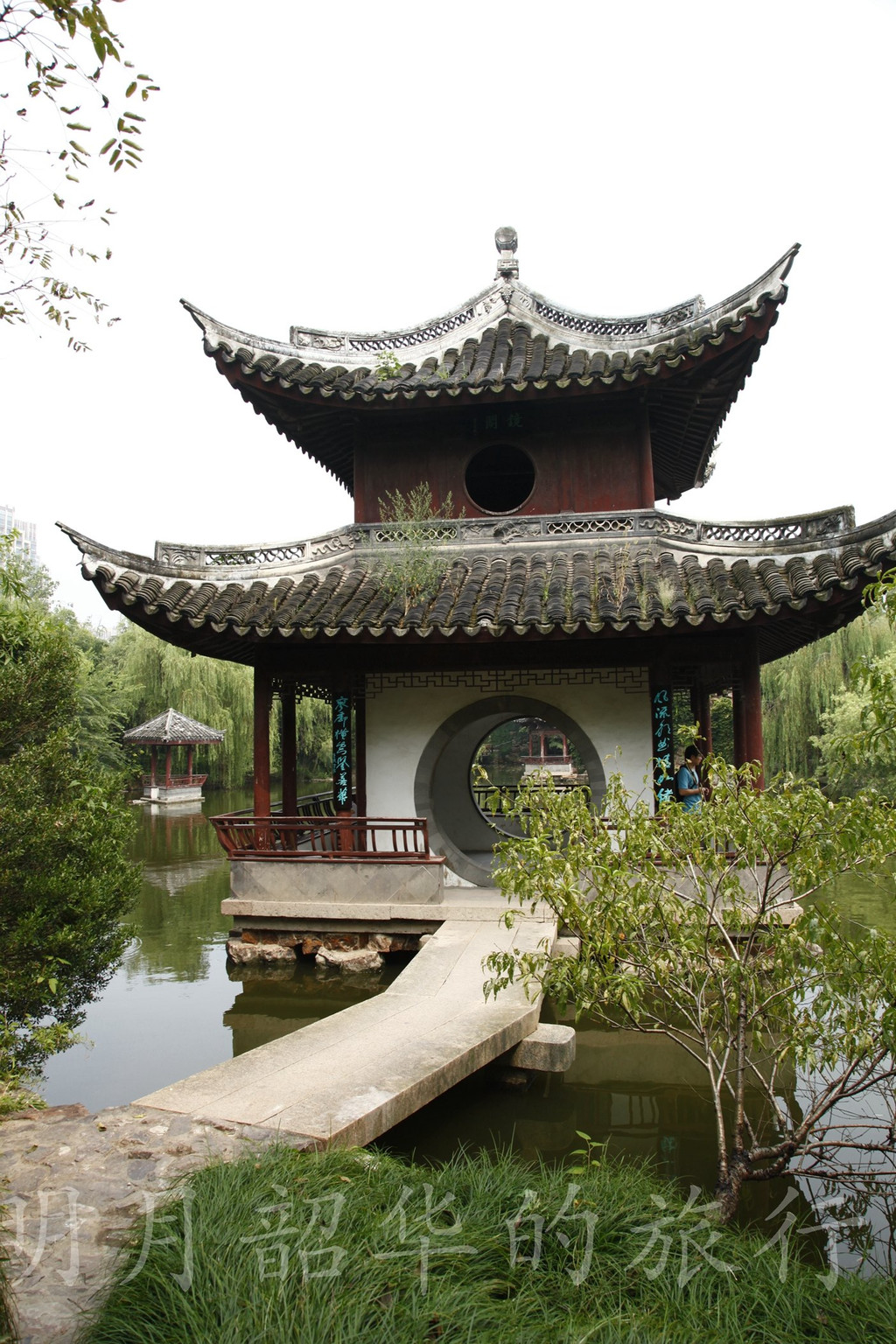带着爸爸金秋两日自驾游如皋,南通(来自水绘园,南通护城河,南通博物馆