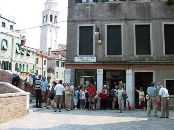 圣乔治信众会会堂  Scuola San Giorgio degli Schiavoni   -2