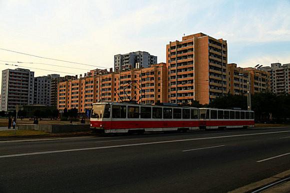 街拍朝鲜生活照