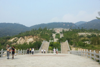 天津蓟县感觉游(有点五台山的盘山,难怪也叫北仙攻略技能三图片