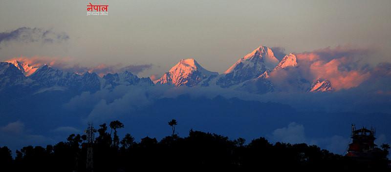 美图带你神游尼泊尔(19天行程,海量美图)