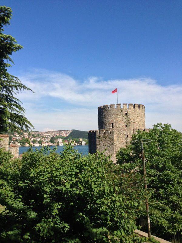 亚洲 土耳其 伊斯坦布尔省 如梅利堡垒 - 西部落叶 - 《西部落叶》· 余文博客