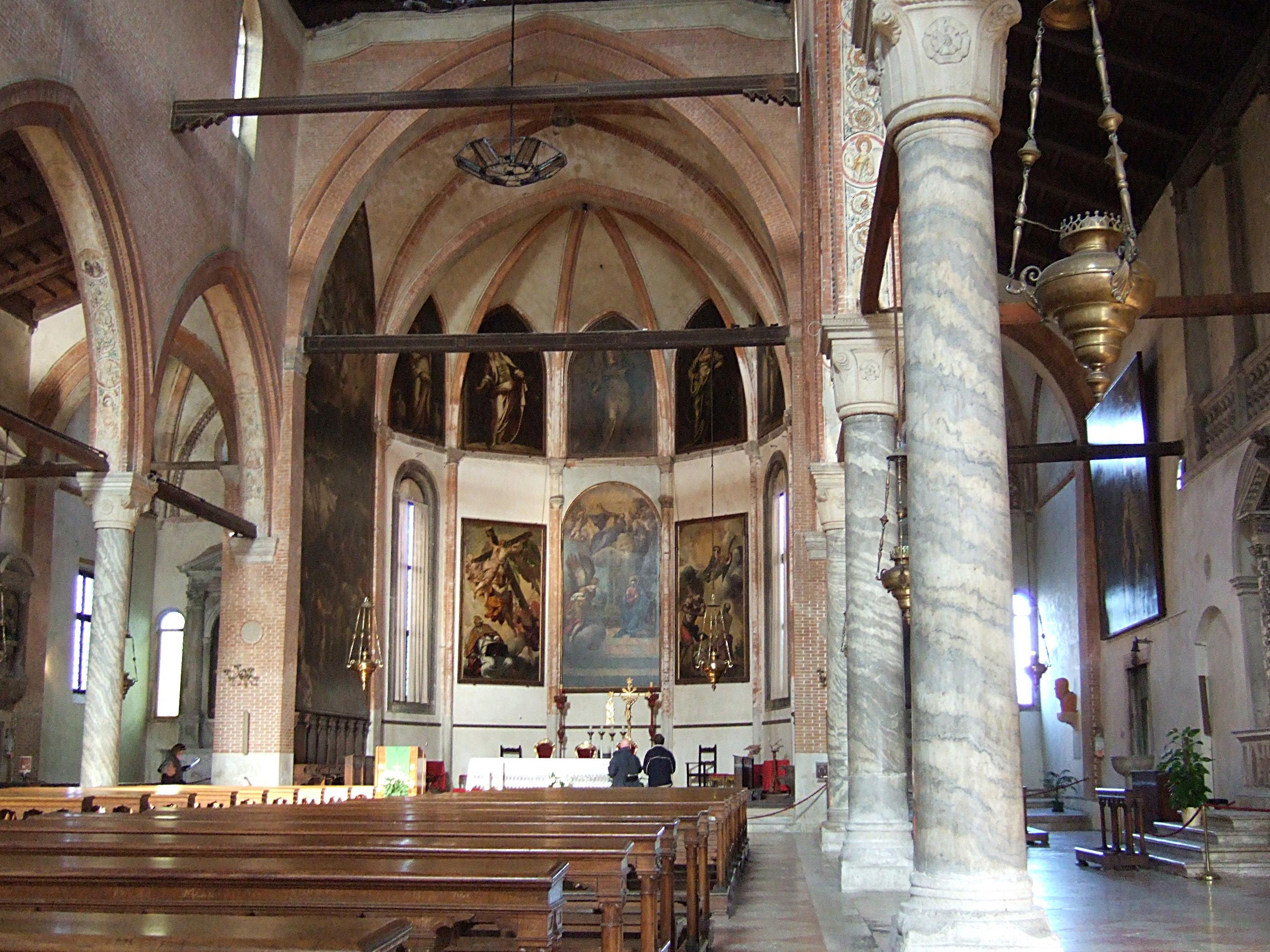 菜园圣母院  Madonna dell'Orto   -2
