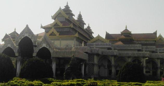 蒲甘考古博物馆  Bagan Archaeological Museum   -2