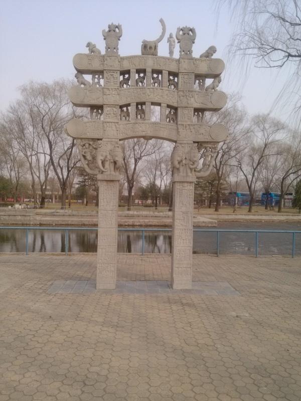 【蝈蝈环游世界】北京-世界公园