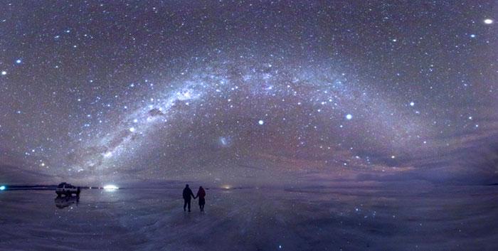 烏尤尼鹽湖  Uyuni Salt Flat   -4