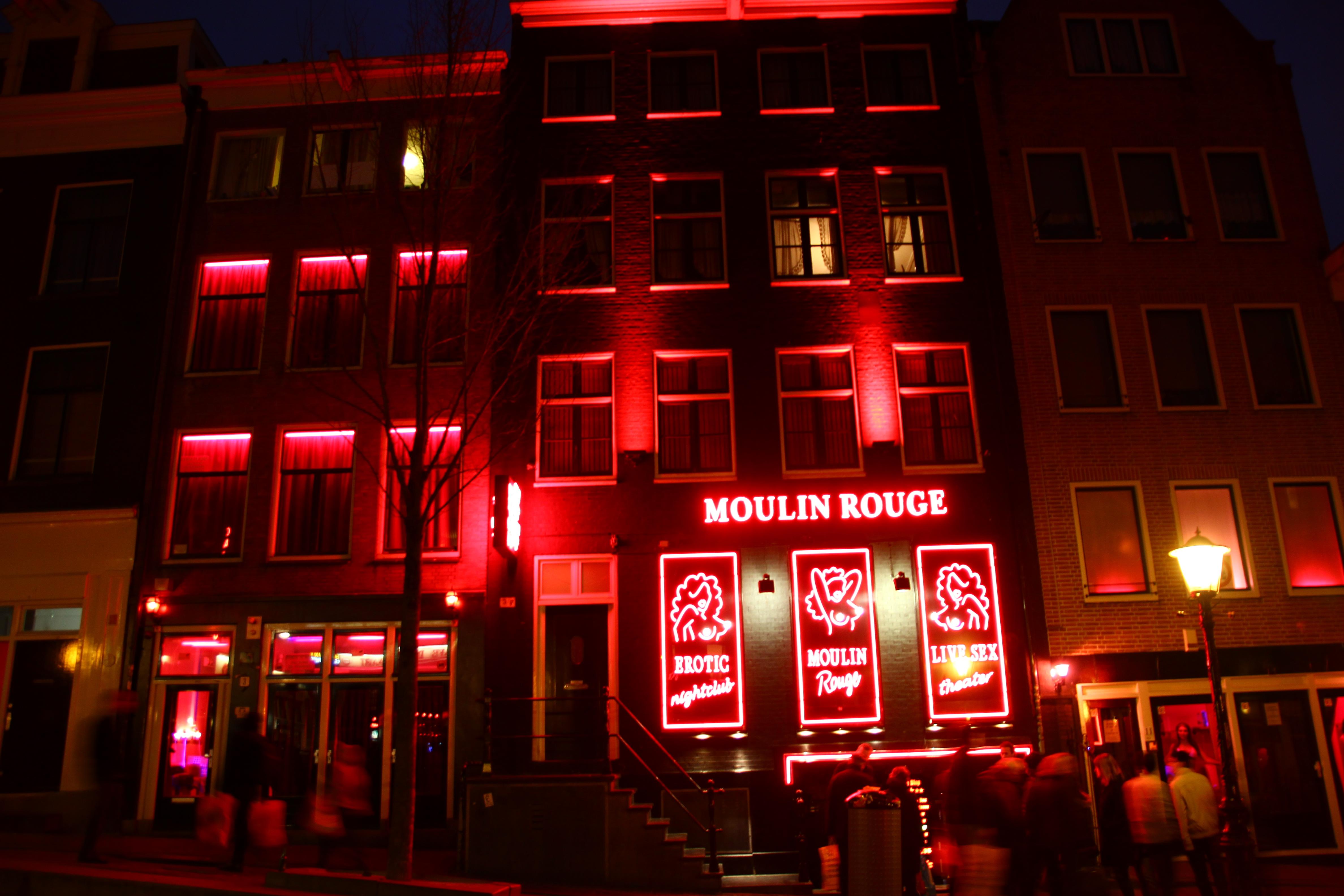 阿姆斯特丹红灯区  Red Light District   -2