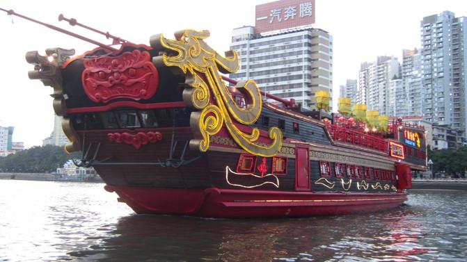 北方人8月香港、珠海、深圳、广州4地游戏自最凸圆梦2攻略图片