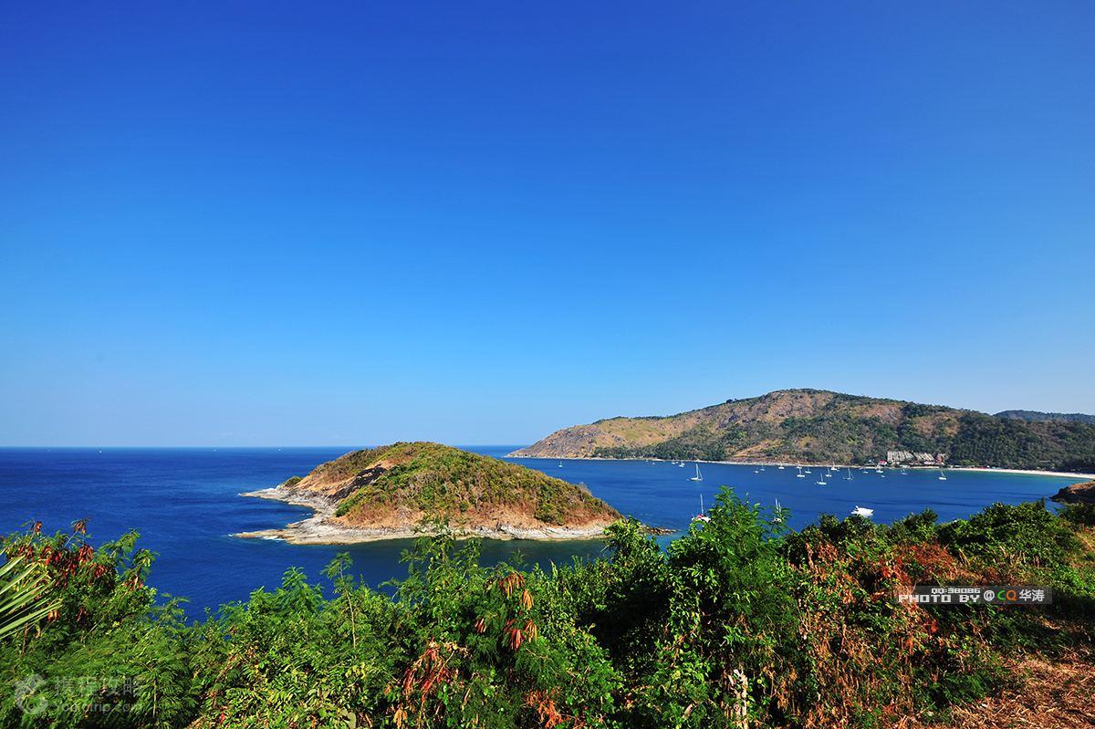 芭东海滩到神仙半岛