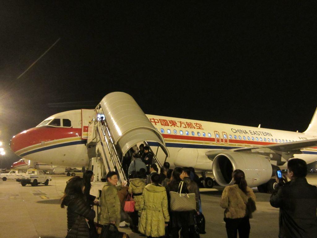 黄山到武汉的飞机