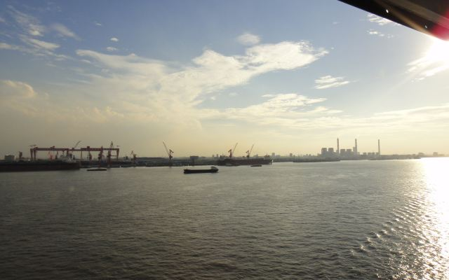 上海到济州岛