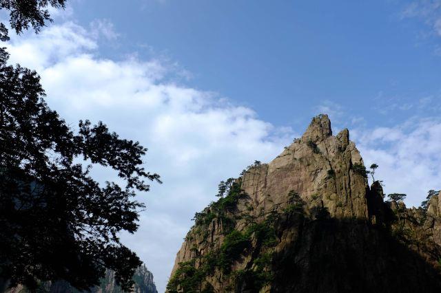 黄山三日游百度攻略养生图片