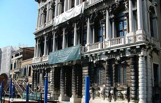 雷佐尼可宫(威尼斯18世纪博物馆)  Ca' Rezzonico   -4