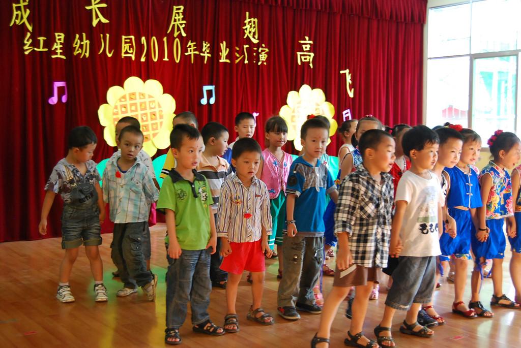 2010幼儿园毕业典礼 - 西昌游记攻略【携程攻略】