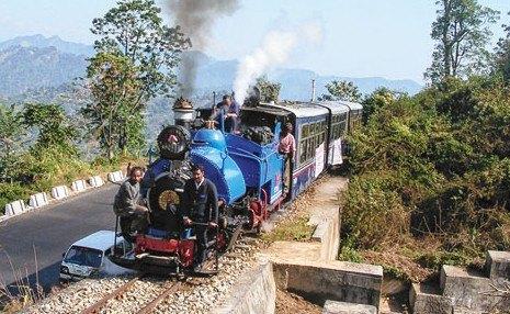 大吉嶺喜馬拉雅火車  Darjeeling Himalayan Railway Toy Train   -0