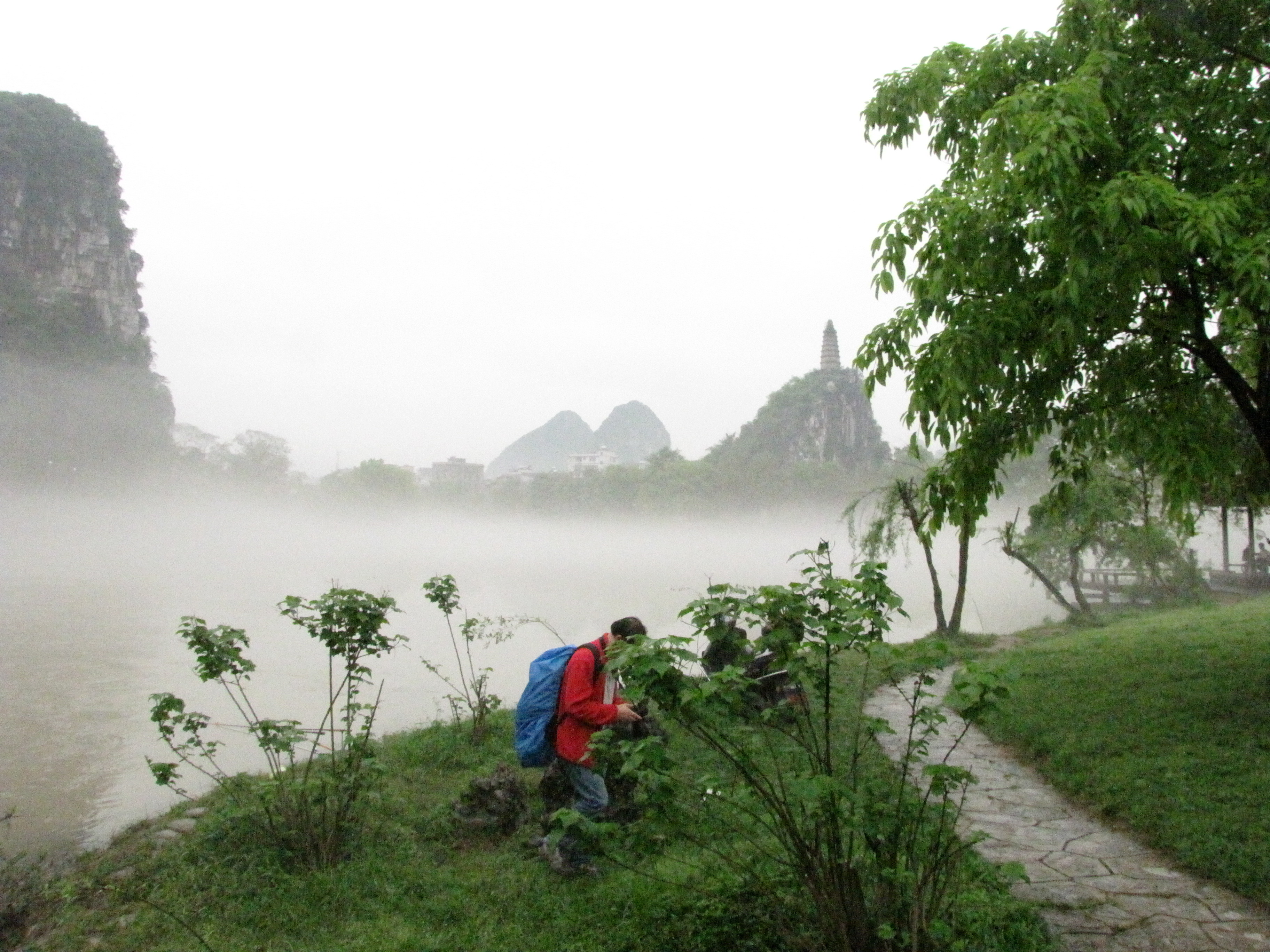 桂林春天风景图片