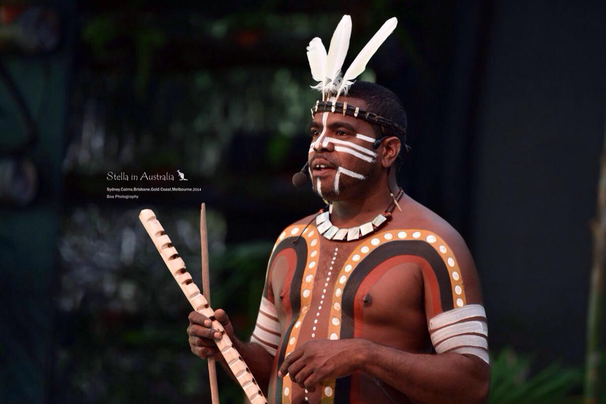 查普凯土著文化公园  Tjapukai Aboriginal Cultural Park   -1