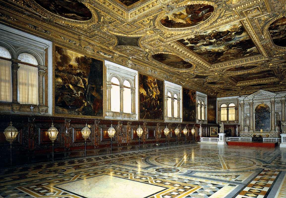圣洛可大会堂  Scuola Grande di San Rocco   -3
