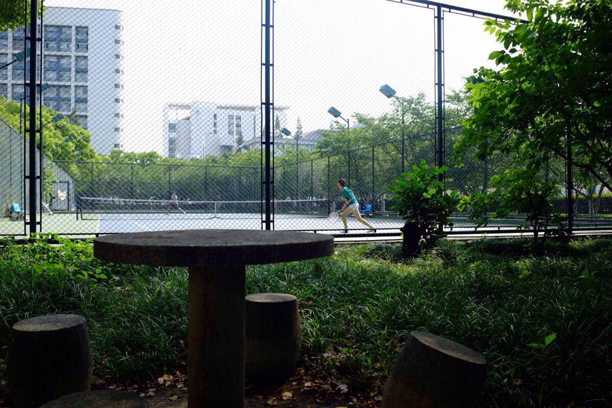 上海站----同济大学校园游