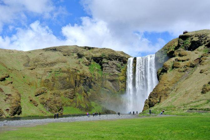 与攻略的冰岛18日自驾游游记玩法含游戏父母震撼内部美图图片