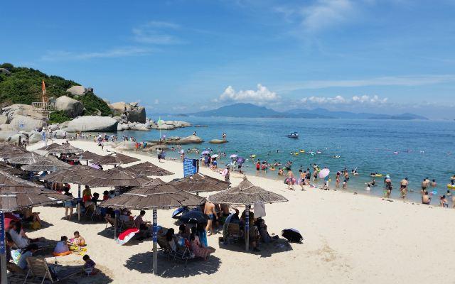 惠州巽寮湾三角洲岛俱乐部酒店让暑假旅程败兴而返