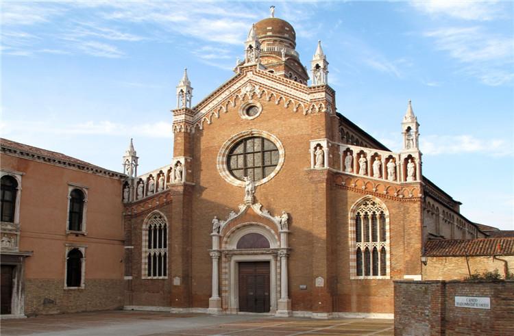 菜园圣母院  Madonna dell'Orto   -3