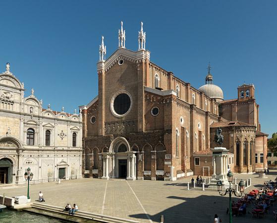 圣乔凡尼保罗大教堂  Chiesa dei Santi Giovanni e Paolo   -0