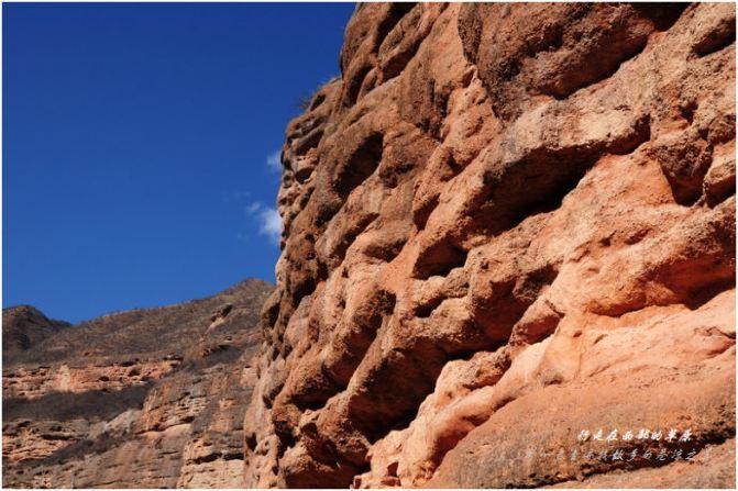 冬天的徒步.冶力关.穿越甘南幽谷-赤壁攻略攻延长游记图片