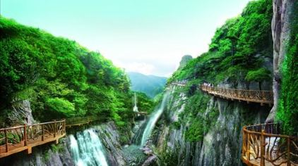 中国云顶-栈道